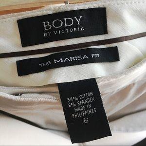Victoria's Secret Jackets & Coats - Body By Victoria • Khaki 2Pc Suit Marissa Fit 6/8